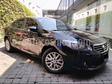 Foto venta Auto usado Renault Fluence 4p Expression L4/2.0 Aut (2013) color Negro precio $129,000