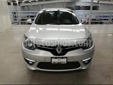 Foto venta Auto usado Renault Fluence 4p Privilege L4/2.0 Aut (2017) color Plata precio $250,000