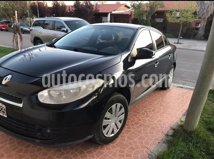 Renault Fluence Confort usado (2013) color Negro Nacre precio $565.000
