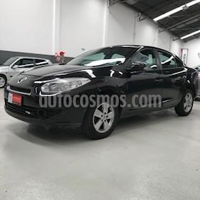 Foto Renault Fluence Luxe 1.6L  usado (2014) color Negro precio $402.193