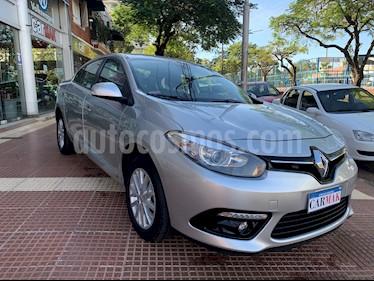 Renault Fluence Luxe 2.0 usado (2015) color Gris precio $709.990