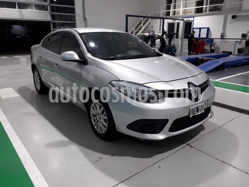 Renault Fluence Luxe 1.6L  usado (2015) color Gris Claro precio $730.000