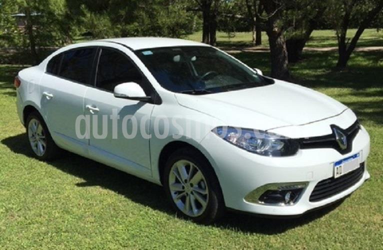 Renault Fluence Privilege 2.0 Aut usado (2018) color Blanco precio $1.540.000