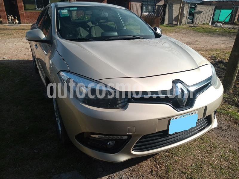 Renault Fluence Luxe 2.0 Pack Aut Plus usado (2015) color Beige Pimienta precio $680.000