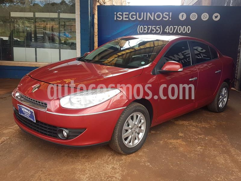 Renault Fluence Otra Version usado (2015) color Bordo precio $750.000