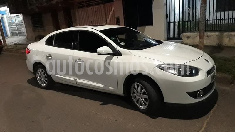 Renault Fluence Privilege 2.0 usado (2012) color Blanco Glaciar precio $550.000