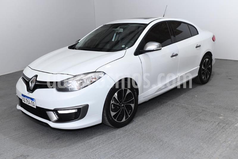 Renault Fluence Luxe 2.0 Aut usado (2017) color Blanco precio $1.690.000