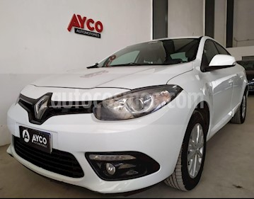 Renault Fluence Luxe 2.0 usado (2016) color Blanco