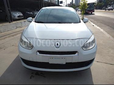 Renault Fluence Luxe 1.6L  usado (2014) color Blanco precio $485.000