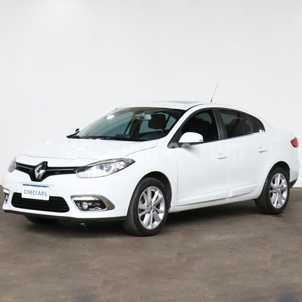 Renault Fluence Privilege 2.0 usado (2018) color Blanco precio $1.307.000
