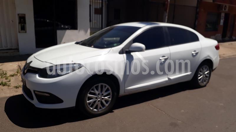 Renault Fluence Luxe 2.0 Aut usado (2015) color Blanco Glaciar precio $690.000