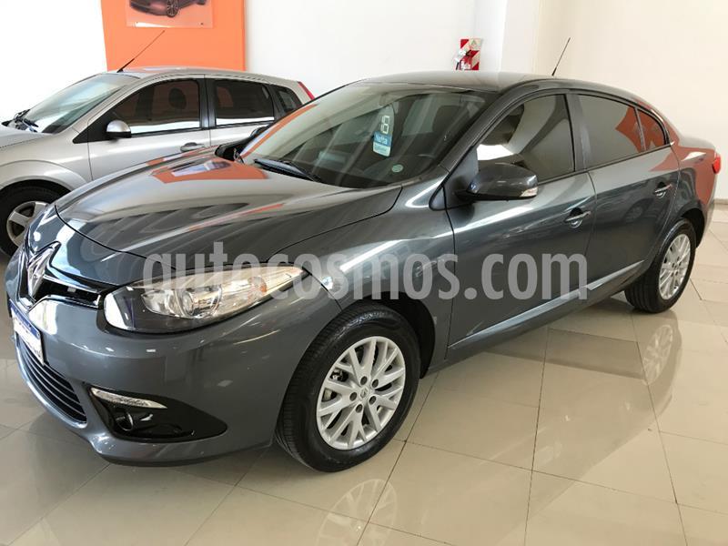 Renault Fluence Luxe 2.0 Pack Aut usado (2016) color Gris Oscuro precio $840.000