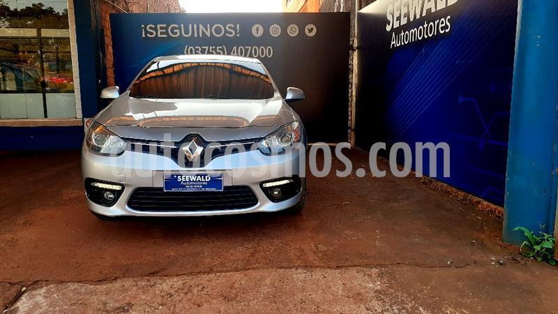 Renault Fluence Luxe 2.0 usado (2016) color Gris Plata  precio $1.050.000