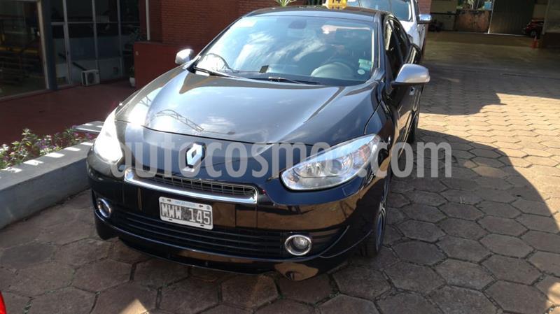 Renault Fluence 2.0T GT 6MT (180cv) usado (2013) color Negro precio $910.000