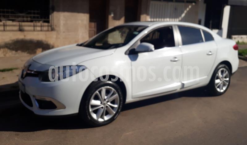 Renault Fluence Privilege 2.0 usado (2017) color Blanco Glaciar precio $850.000