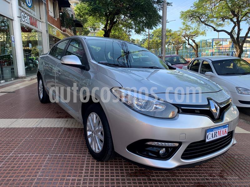 Renault Fluence Luxe 1.6 usado (2015) color Gris precio $759.990