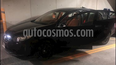 Renault Fluence Authentique  usado (2013) color Negro precio $91,000