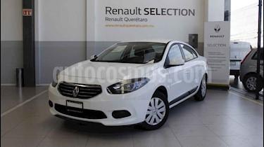 Foto venta Auto usado Renault Fluence Authentique (2014) color Blanco precio $135,000