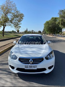 Renault Fluence 2.0L Authentique usado (2014) color Blanco precio $5.250.000
