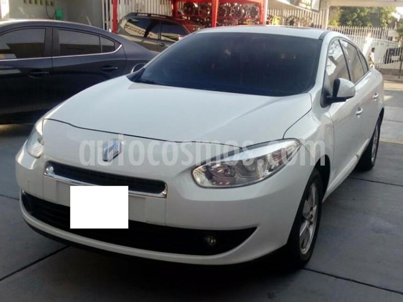 Renault Fluence Confort usado (2014) color Blanco precio $20.000.000