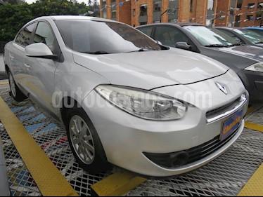 Foto venta Carro usado Renault Fluence Confort (2012) color Plata precio $23.900.000