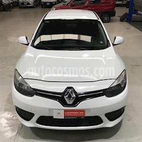 Foto venta Auto usado Renault Fluence Dynamique 1.6 Pack (2015) color Blanco precio $359.900