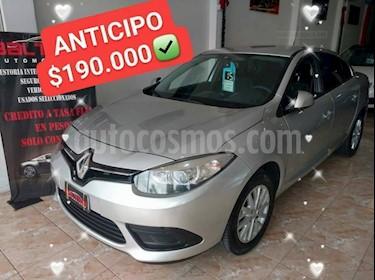 Foto venta Auto Usado Renault Fluence Dynamique 1.6 Pack (2015) color Gris Claro precio $190.000