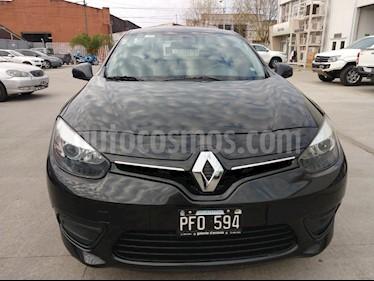 Foto venta Auto usado Renault Fluence Dynamique 1.6 Pack (2015) color Negro precio $450.000