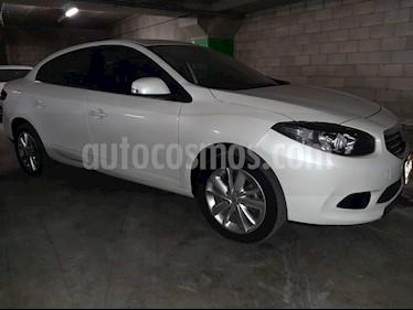 Renault Fluence Dynamique CVT usado (2014) color Blanco Perla precio $128,700