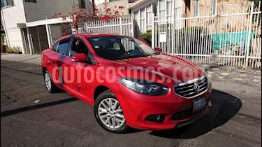 Foto venta Auto usado Renault Fluence Dynamique CVT (2013) color Rojo Vivo precio $135,000