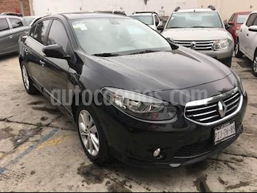 Foto venta Auto usado Renault Fluence Dynamique CVT (2013) color Negro Profundo precio $140,000