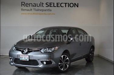 Foto Renault Fluence Dynamique CVT usado (2017) color Gris Tormenta precio $230,000