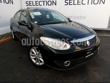 Foto venta Auto usado Renault Fluence Dynamique CVT (2012) color Negro precio $1,180,000