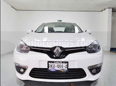 Foto venta Auto usado Renault Fluence Dynamique CVT (2017) color Negro precio $209,900