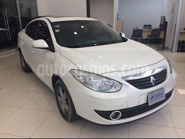 Foto venta Auto usado Renault Fluence Dynamique CVT (2012) color Blanco precio $140,000