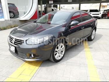 Foto venta Auto Seminuevo Renault Fluence Dynamique CVT (2014) color Gris precio $141,000