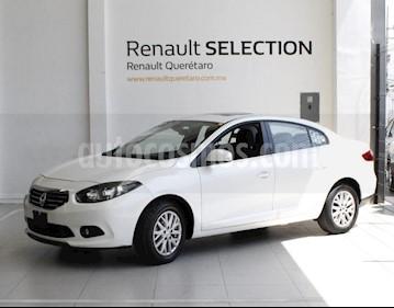 Foto venta Auto usado Renault Fluence Dynamique CVT (2013) color Blanco precio $138,000