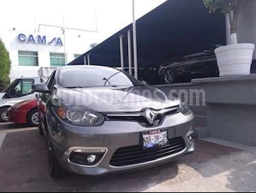 Foto venta Auto usado Renault Fluence Dynamique CVT (2017) color Gris precio $220,000