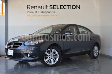 Foto venta Auto usado Renault Fluence Dynamique CVT (2014) color Gris precio $165,000
