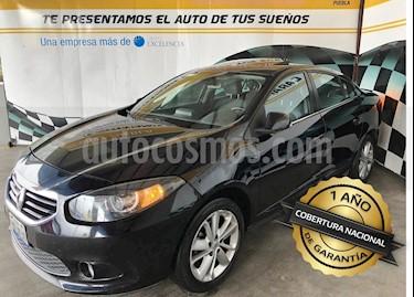Foto venta Auto Seminuevo Renault Fluence Dynamique CVT (2014) color Negro precio $163,000