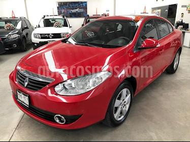 Foto venta Auto usado Renault Fluence Dynamique CVT (2012) color Rojo precio $129,000