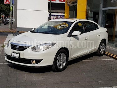 Foto venta Auto usado Renault Fluence Dynamique CVT (2012) color Blanco precio $120,000
