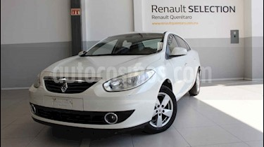 Foto Renault Fluence Dynamique CVT usado (2011) color Blanco precio $105,000