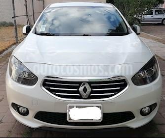 Foto venta Auto usado Renault Fluence Dynamique CVT (2014) color Blanco Perla precio $140,000