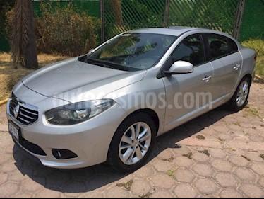 Foto venta Auto usado Renault Fluence Dynamique CVT (2014) color Gris precio $127,000