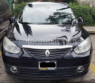 Foto venta Auto usado Renault Fluence Dynamique Pack CVT (2012) color Negro precio $115,000