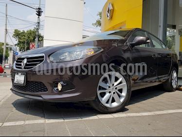 Foto venta Auto usado Renault Fluence Dynamique Pack CVT  (2013) color Bronce precio $140,000