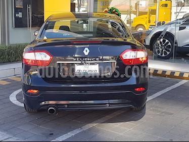 Foto venta Auto usado Renault Fluence Dynamique Pack CVT  (2018) color Negro precio $110,000