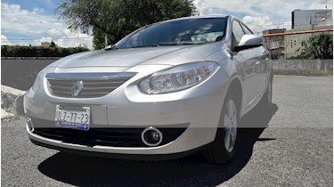 Foto venta Auto usado Renault Fluence Dynamique Pack CVT (2012) color Plata precio $120,000
