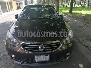 Renault Fluence Dynamique Pack CVT  usado (2013) color Marron precio $110,000
